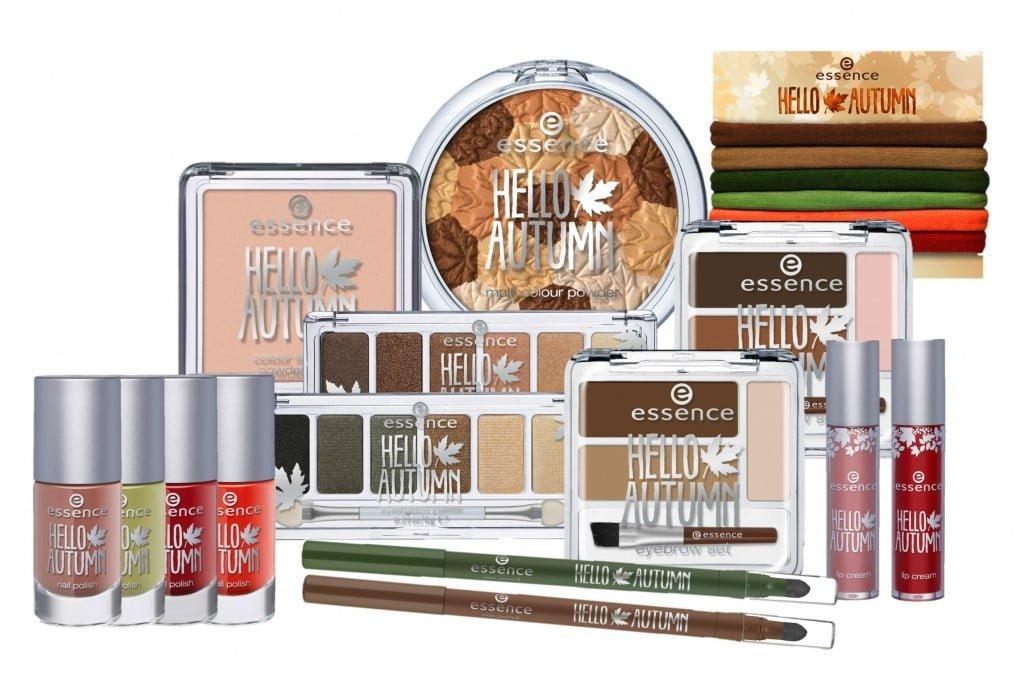 Hello Autumn Essence collezione