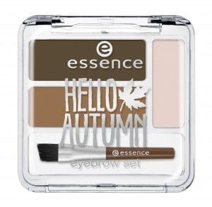set sopracciglia Hello Autumn Essence