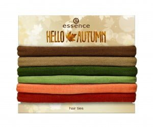 hair ties Hello Autumn Essence