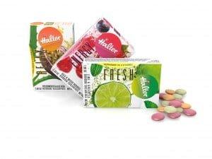 caramelle Halter Fresh, Relax e Energy