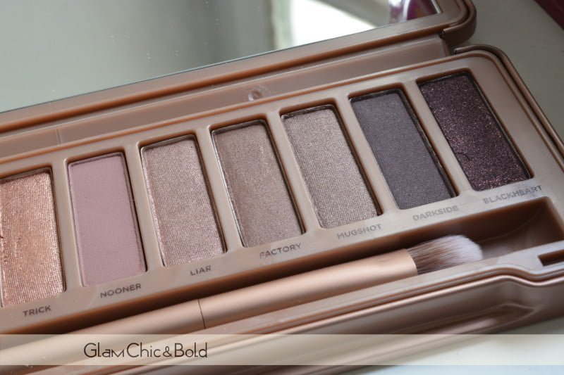 Urban Decay Zurich Naked 3