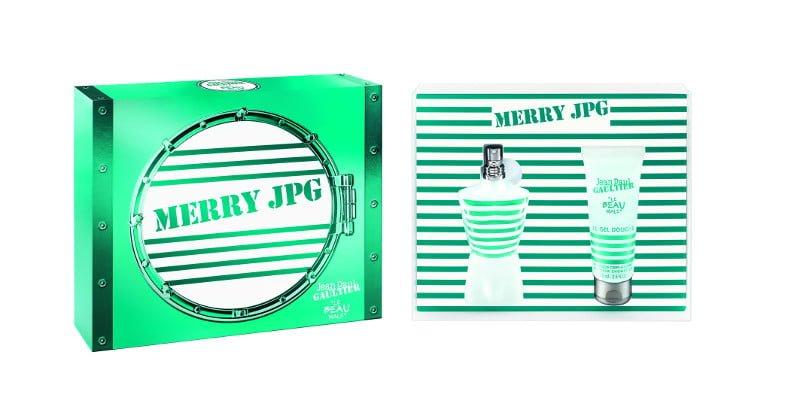 Jean-Paul Gaultier  gift box Natale 2014