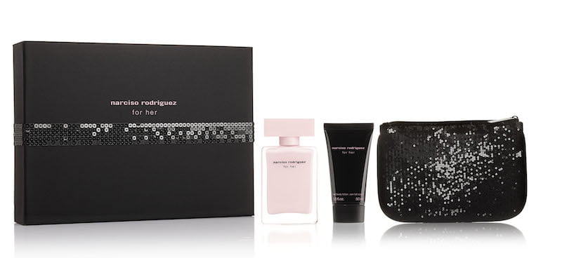 Narciso Rodriguez gift box Christmas 2014