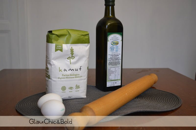 ingredienti tagliatelle