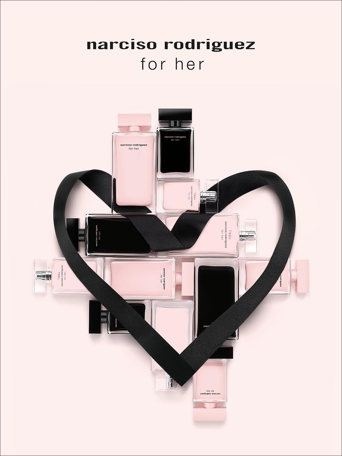 San Valentino 2015 Narciso Rodriguez For Her Eau De Parfum