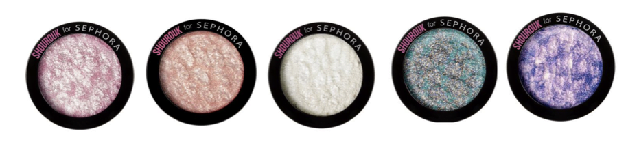 Shourouk for Sephora Colorful Mono Eyeshadow