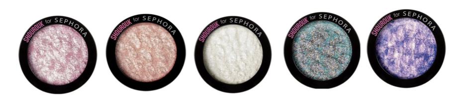 Shourouk for Sephora Colorful Mono Eyeshadow