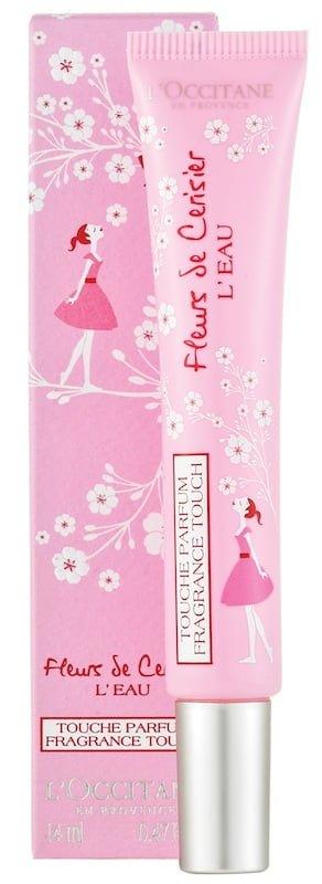 Touche parfum fleurs de cerisier