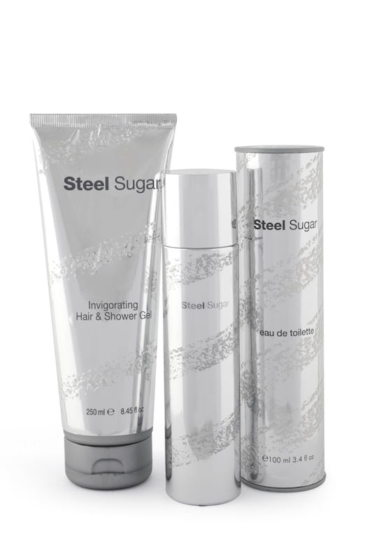 Steel Sugar by Pink Sugar gift set