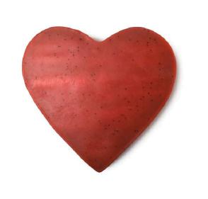 Lush San Valentino 2015 Cupids love sapone