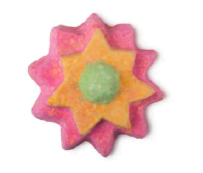 bomba da bagno floating flower Lush San Valentino 2015