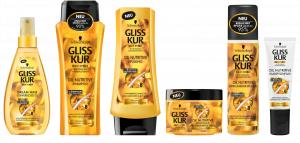 Gliss Kur Oil Nutrive Schwarzkopf