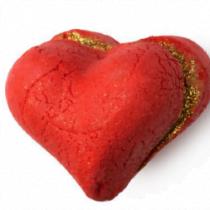 Heart Throb spumante da bagno Lush San Valentino 2015