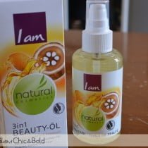 I am Natural Cosmetics olio nutriente bellezza Migros