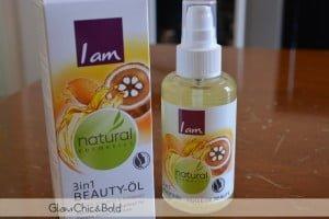 I am Natural Cosmetics olio nutriente bellezza Migros