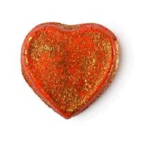Lonely Heart spumante da bagno Lush San Valentino 2015