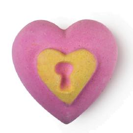 Love Locket Bomba da bagno Lush San Valentino 2015