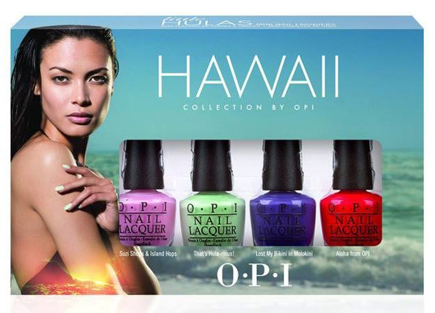 Hawaii by OPI mini set