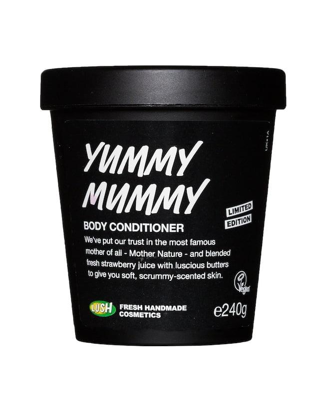 Balsamo lush yummy mummy