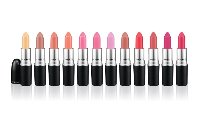 Lipstick mac is beauty