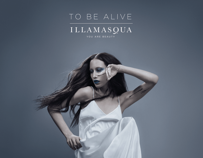 To be Alive Illamasqua