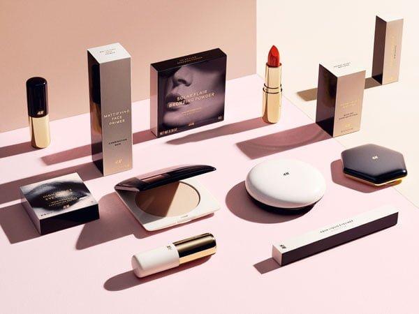 H&M beauty Line