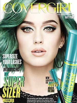 Katy Perry Adv Covergirl