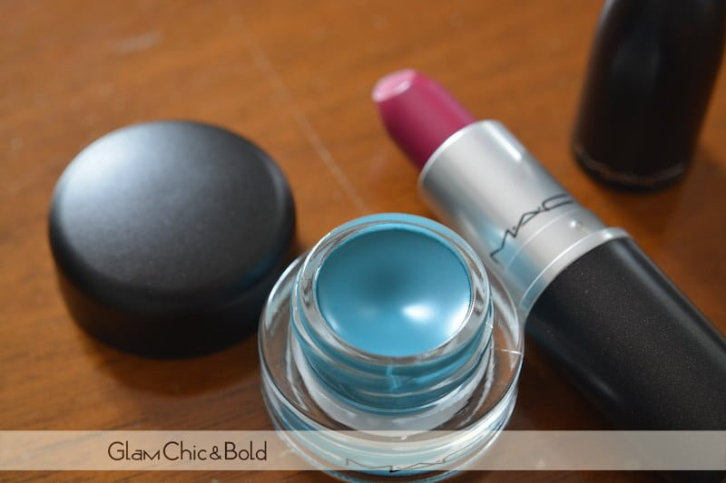 Blue Deep Mac Cosmetics
