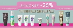 Promo Neve Cosmetics