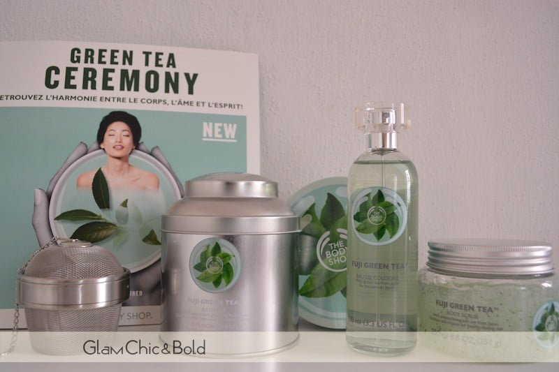 The Body Shop Green Tè
