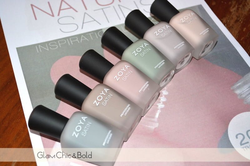Naturel Satins Zoya