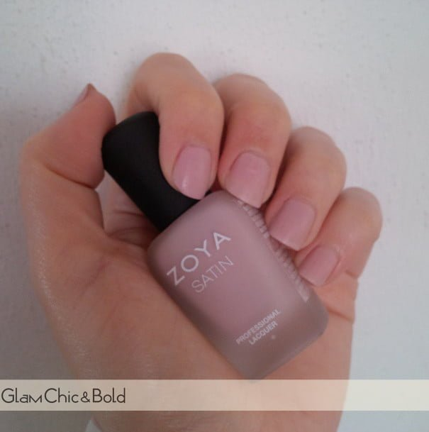 Brittany Naturel Satins Zoya