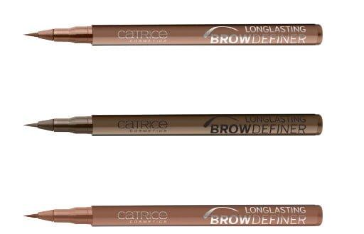 Longlasting brow definer Catrice