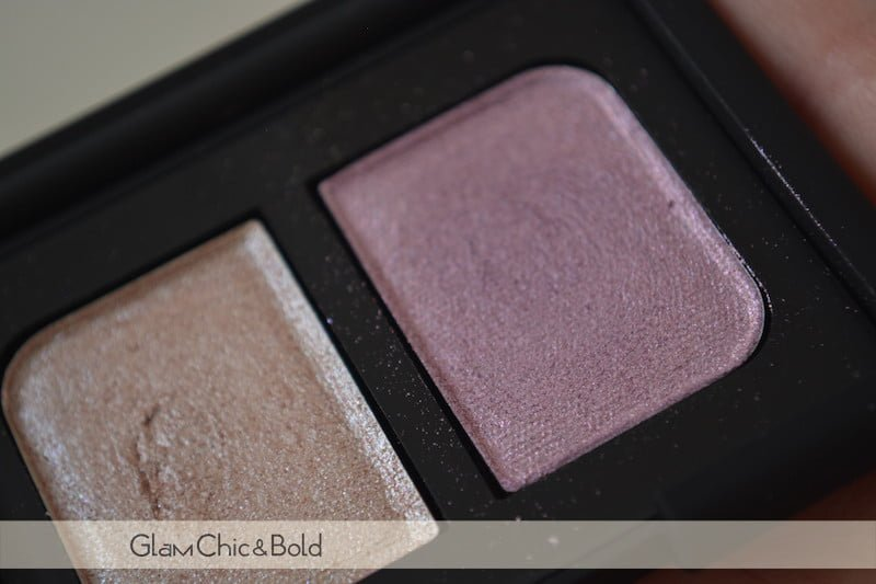 Neoneutral Nars duo eyeshadows