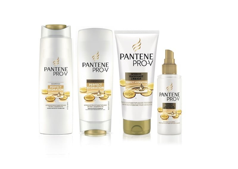 Anteprima pantene pro v perfect hydration for Perfect drink pro review