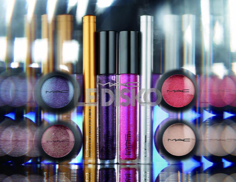 Mac Cosmetics Le Disko