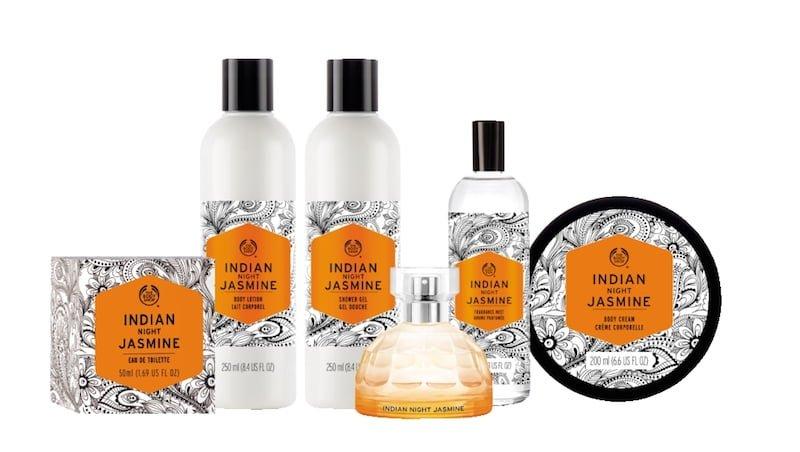 Indian Night Jasmine The Body Shop