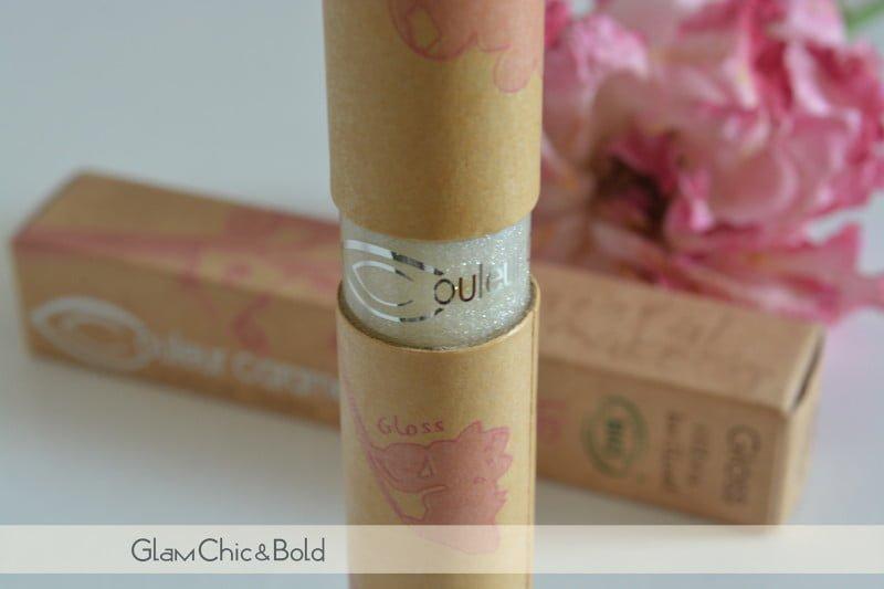 Lip Gloss Ultra Shiny Couler Caramel