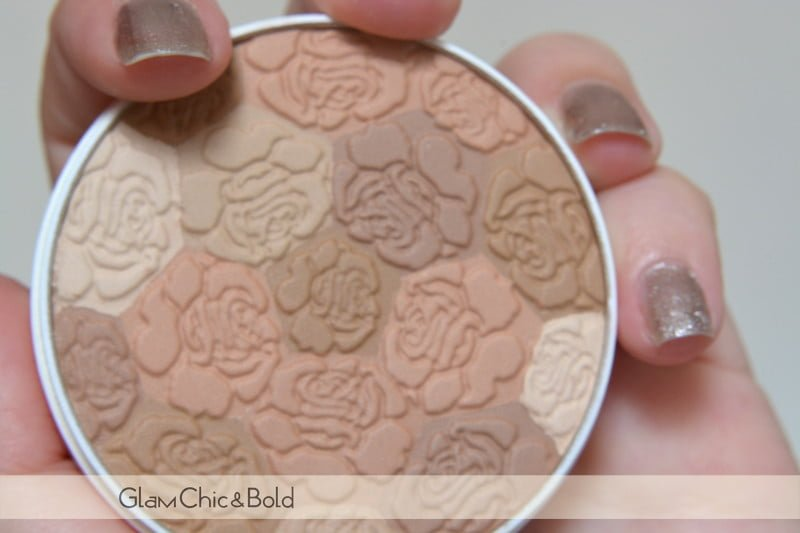 Sun-Kissed Powder Couler Caramel