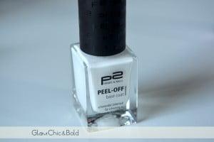 Peel-Off Base coat P2 Cosmetics