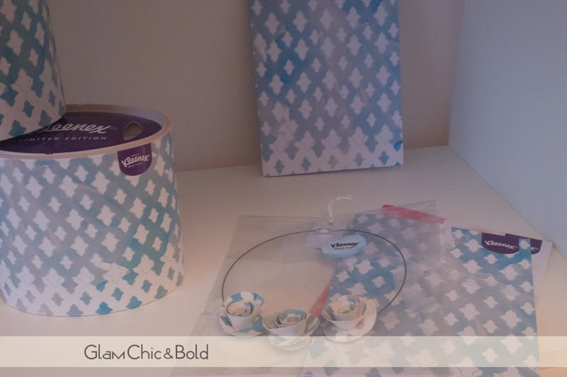 Kleenex box oval