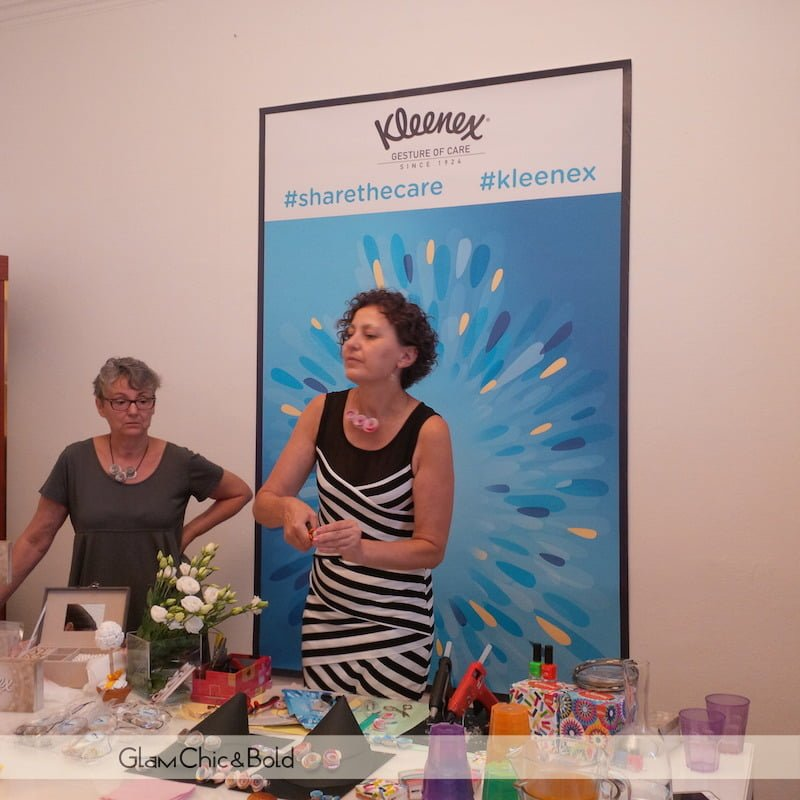 Cappero Gioielli - Kleenex Press day