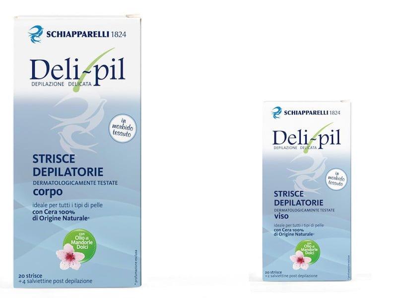 Depilazione Schiapparelli Deli-Pil