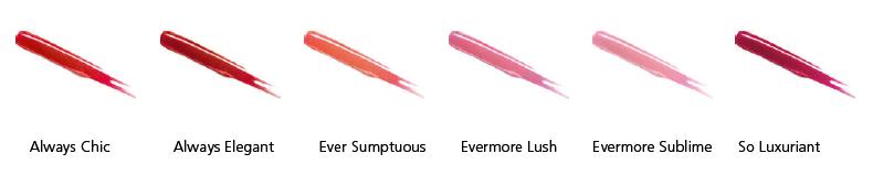 Colori Max Factor Lipfinity