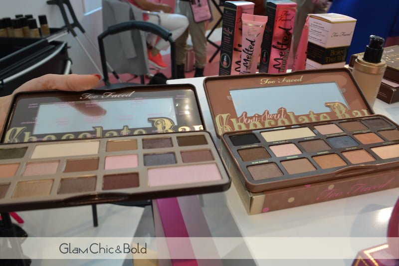 Chocolate Bar e Semi-Chocolate Bar Too Faced
