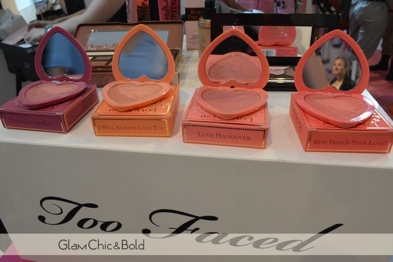 Love Flush Too Faced