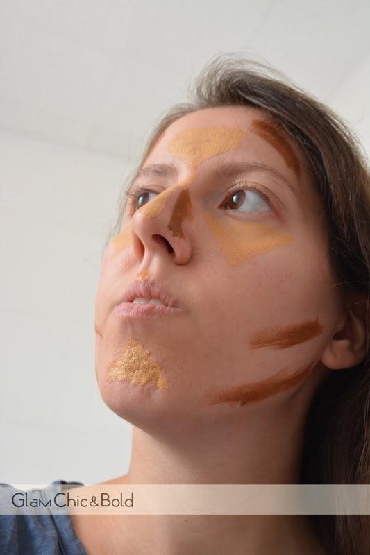 Sephora Highlight lowlight face contour duo