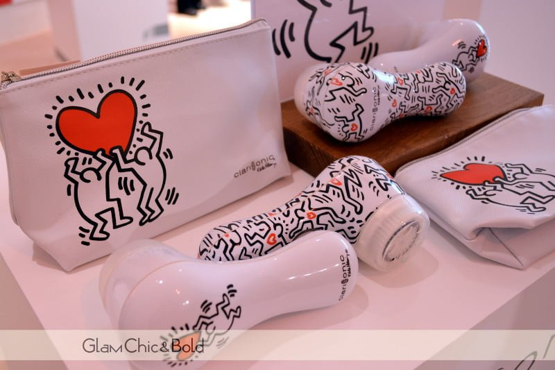 Natale 2015 Clarisonic Keith Haring