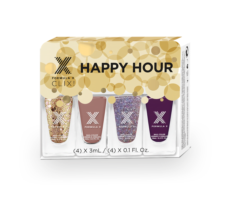 Formula X Sephora Happy Hour