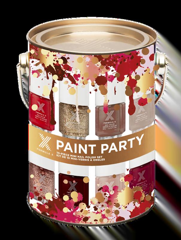 Paint Party Formula X Sephora